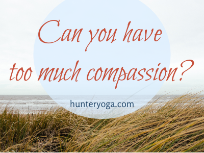 canyouhavetoomuchcompassion